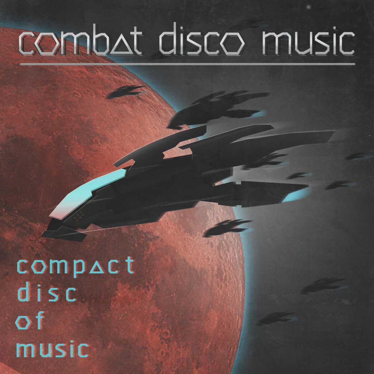Disco Music Art