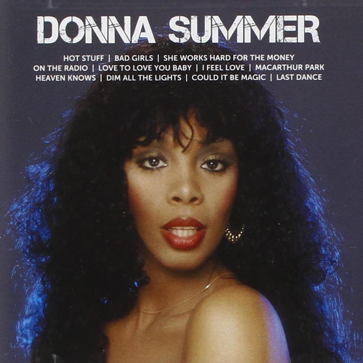Disco Music Cover Art