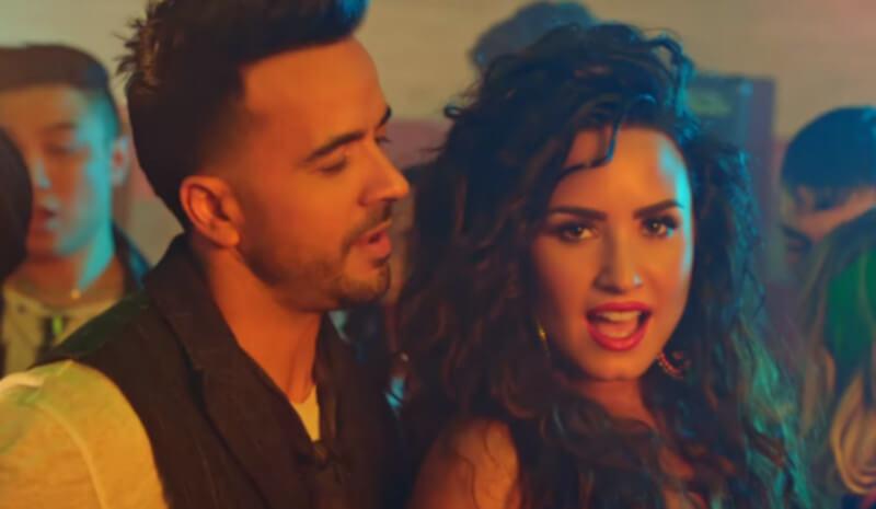 Luis Fonsi et Demi Lovato