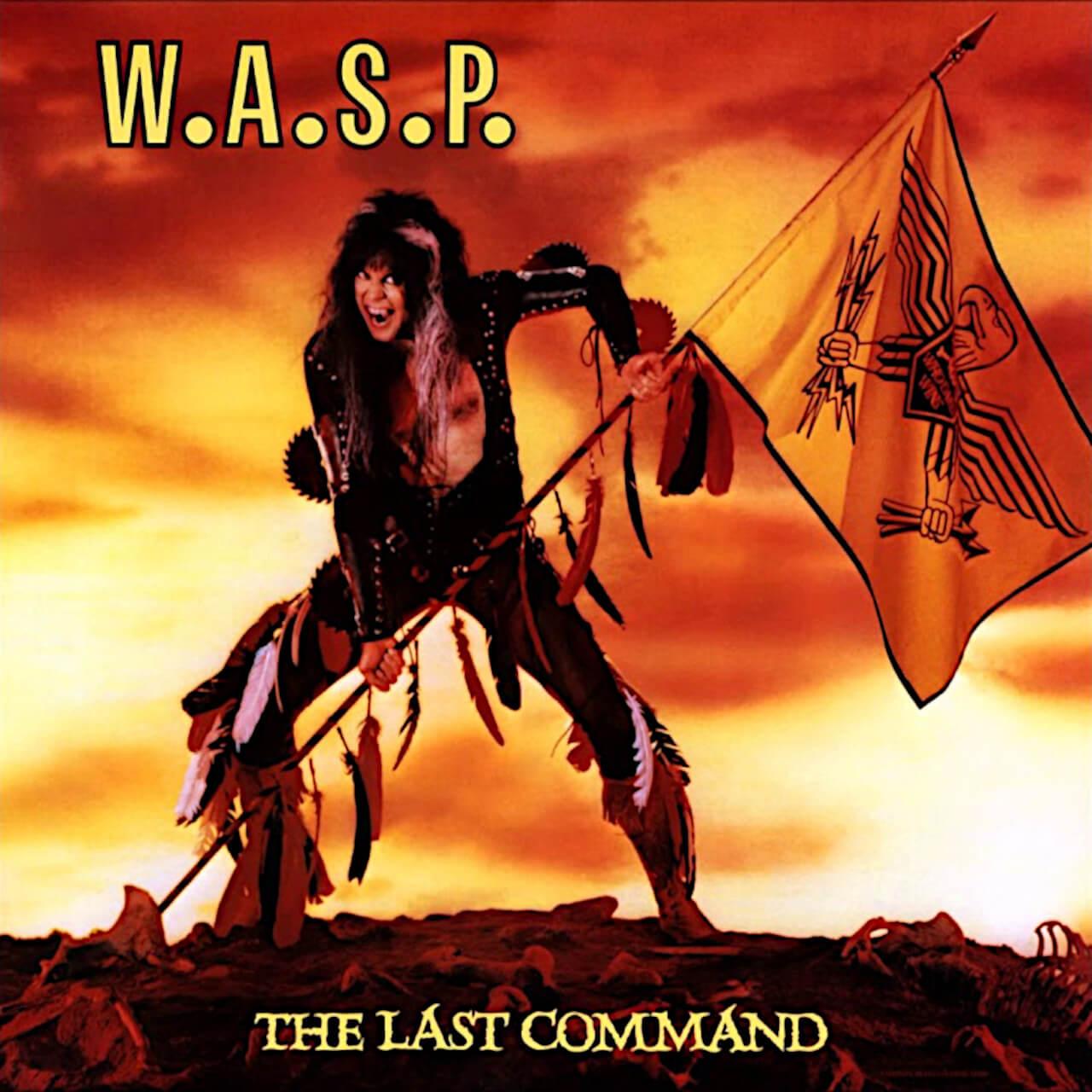 W.A.S.P. El último comando