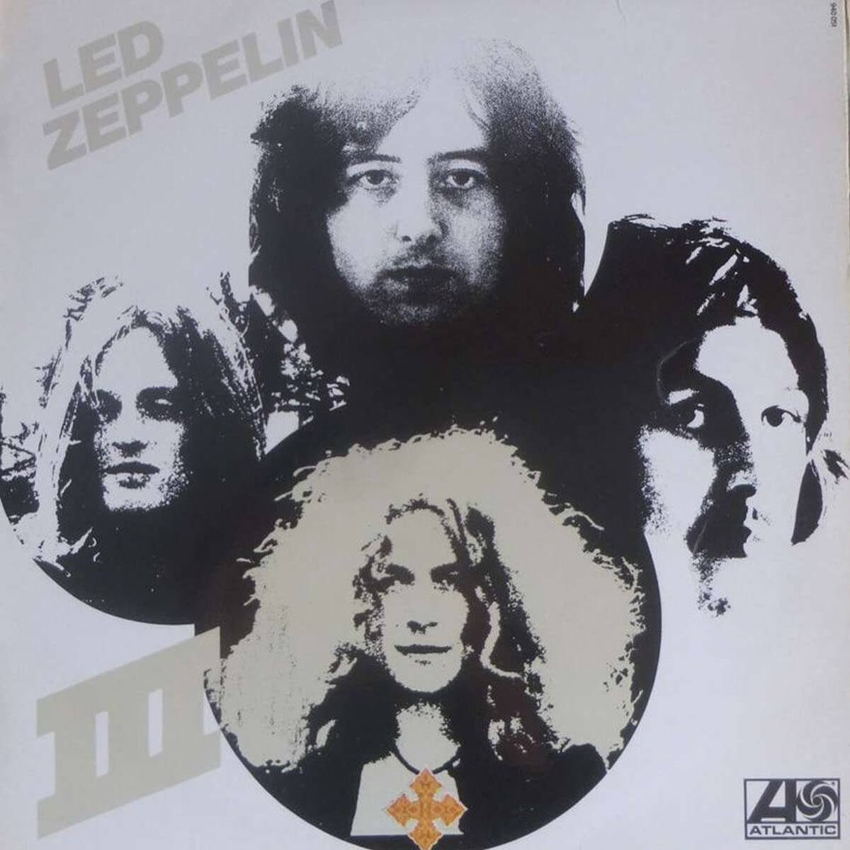 Arte del álbum de Led Zeppelin