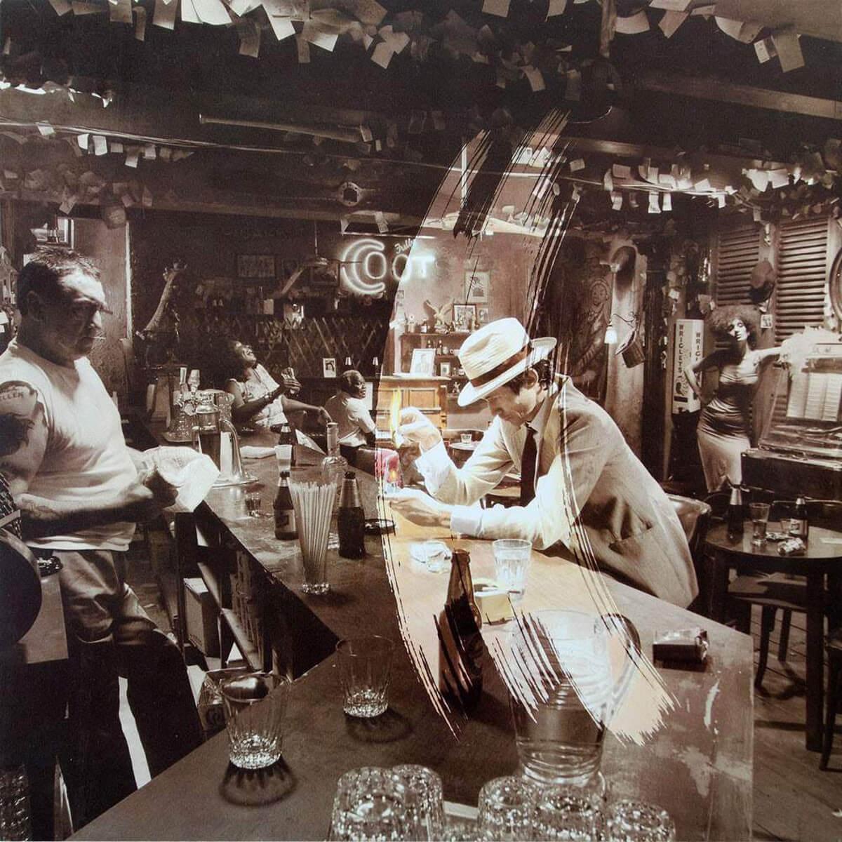 Led Zeppelin Album Art