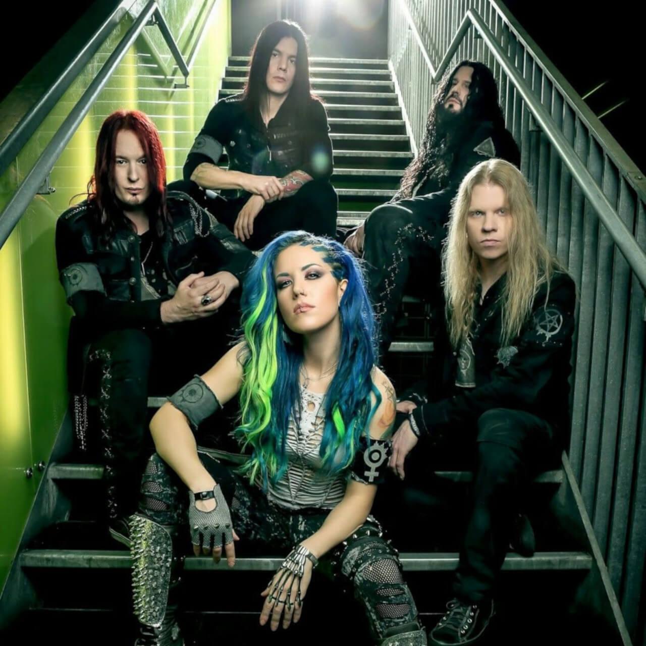 Arch Enemy Banda