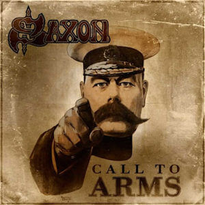 Saxon – Call to Arms Playlist