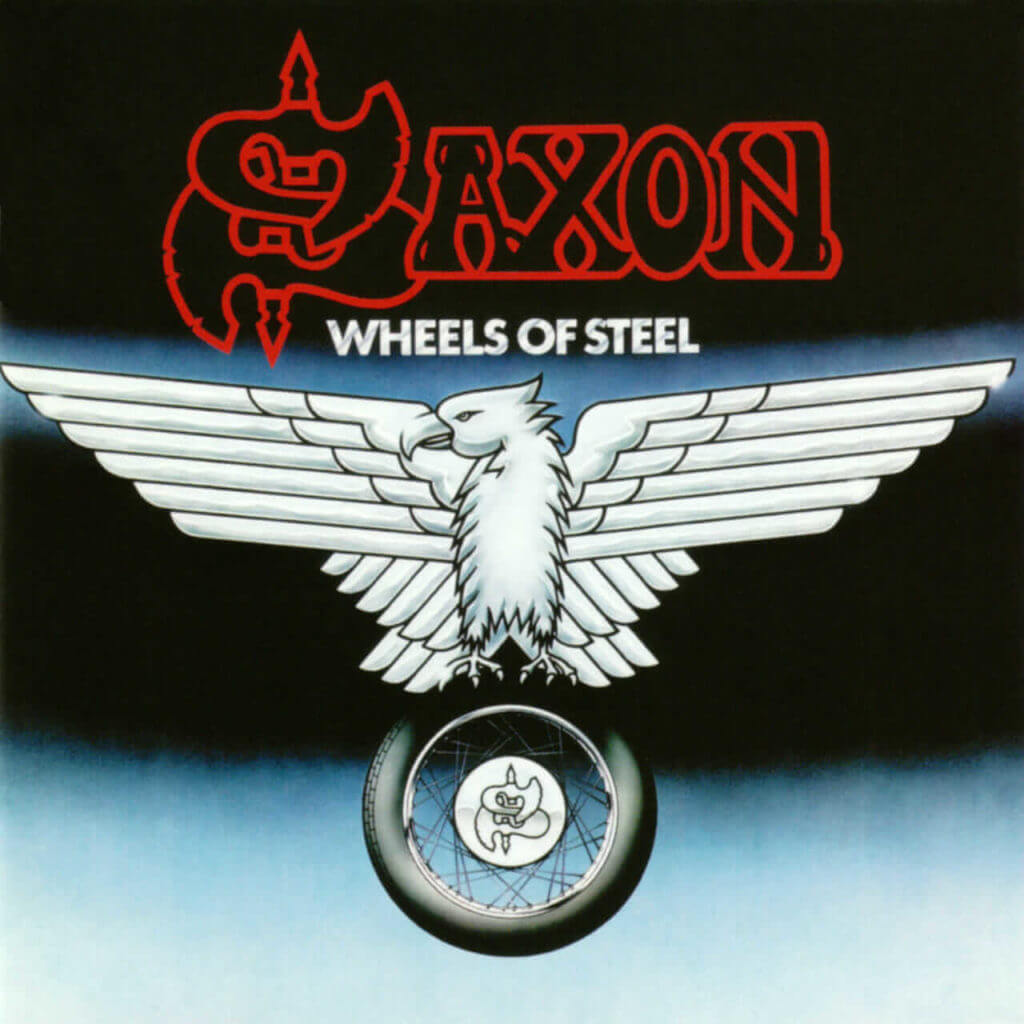 Saxon Wheels of Steel