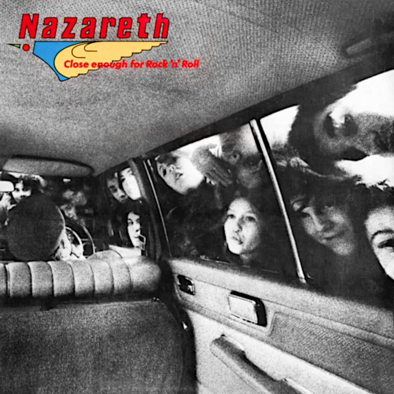 Nazareth - Lo suficientemente cerca para el Rock n 'Roll
