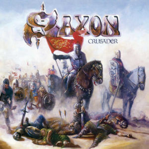 Saxon – Crusader Playlist