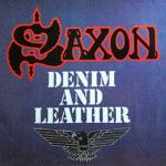 Saxon Jeans e Couro