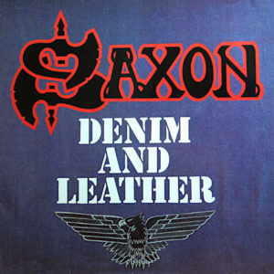Saxon – Denim and Leather Playlist