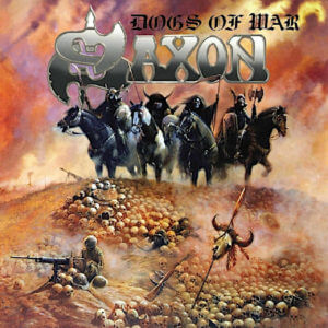 Saxon - Dogs of War Lista de reproducción del álbum
