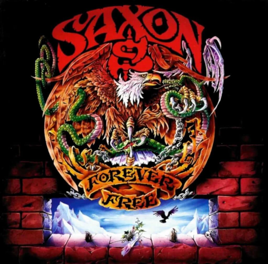 Saxon Forever Free