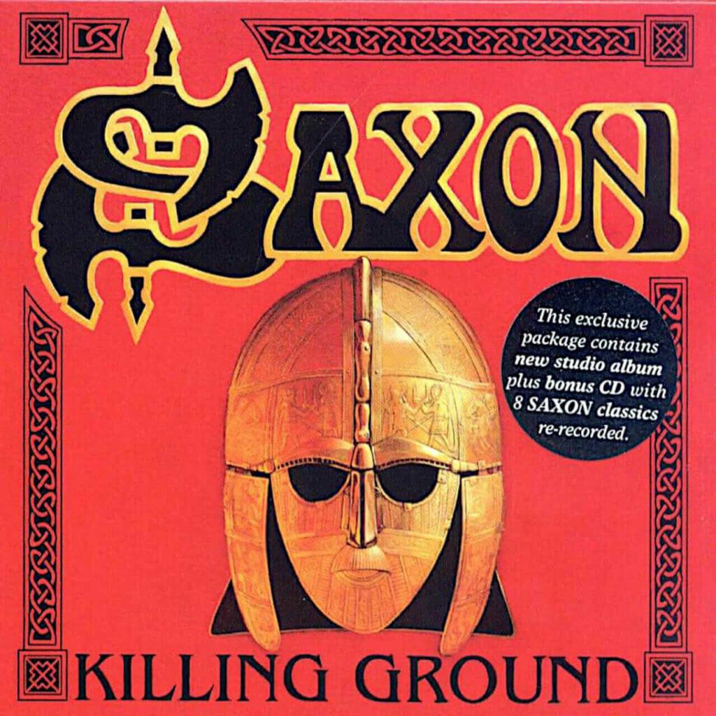 Saxon Killing Ground