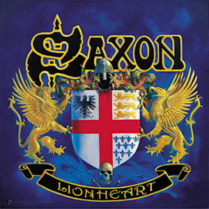 Saxon – Lionheart Playlist