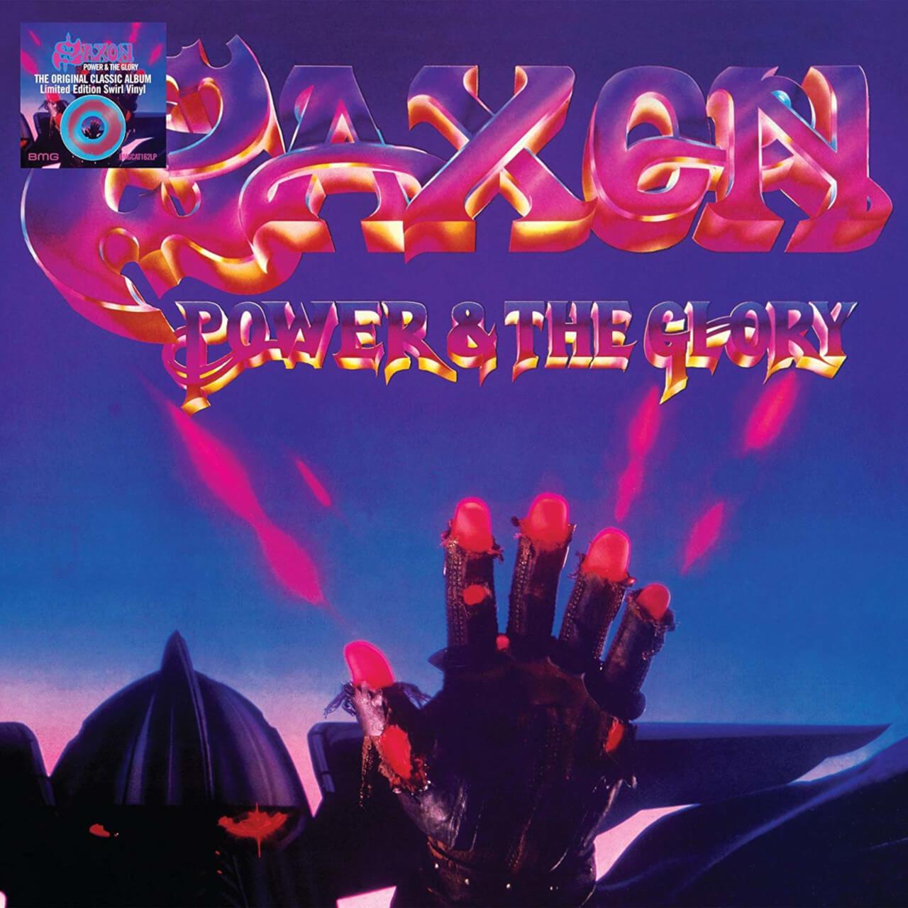 Saxon Poder y la gloria
