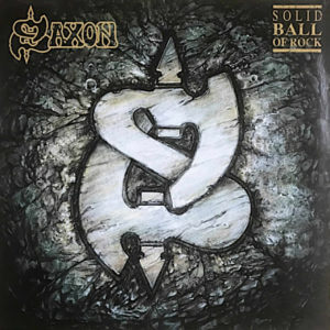Saxon - Solid Ball of Rock Lista de reproducción del álbum