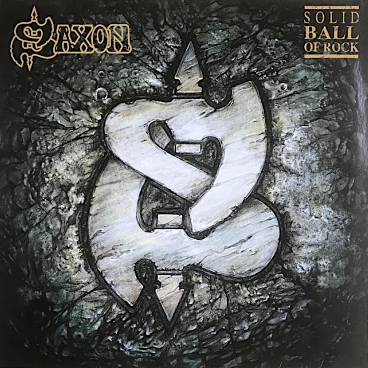 Saxon Ball de rock sòlid