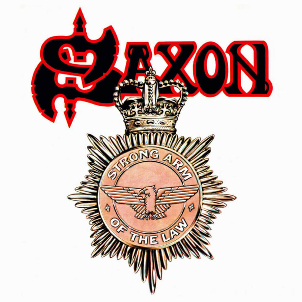 Saxon Strong Arm of Law