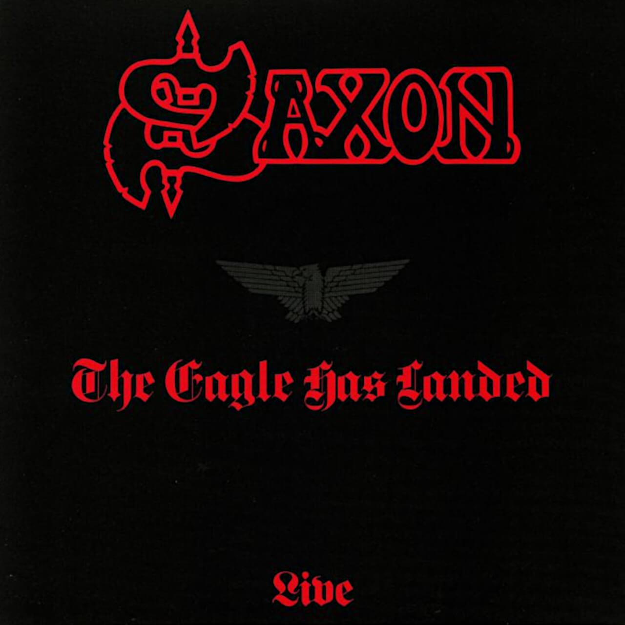 Saxon Ha llegado el águila