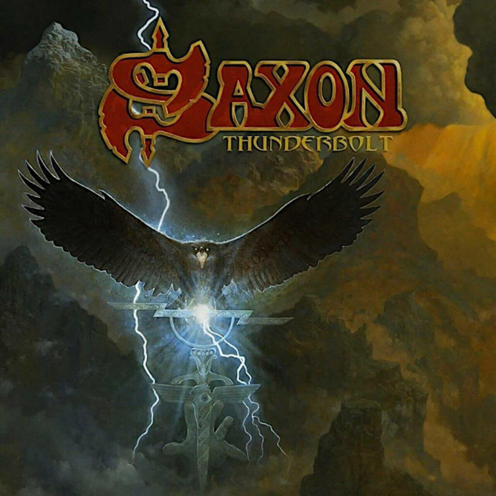 Saxon Thunderbolt