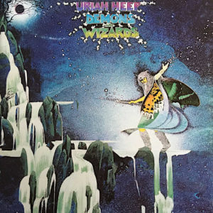 Uriah Heep – The Wizard