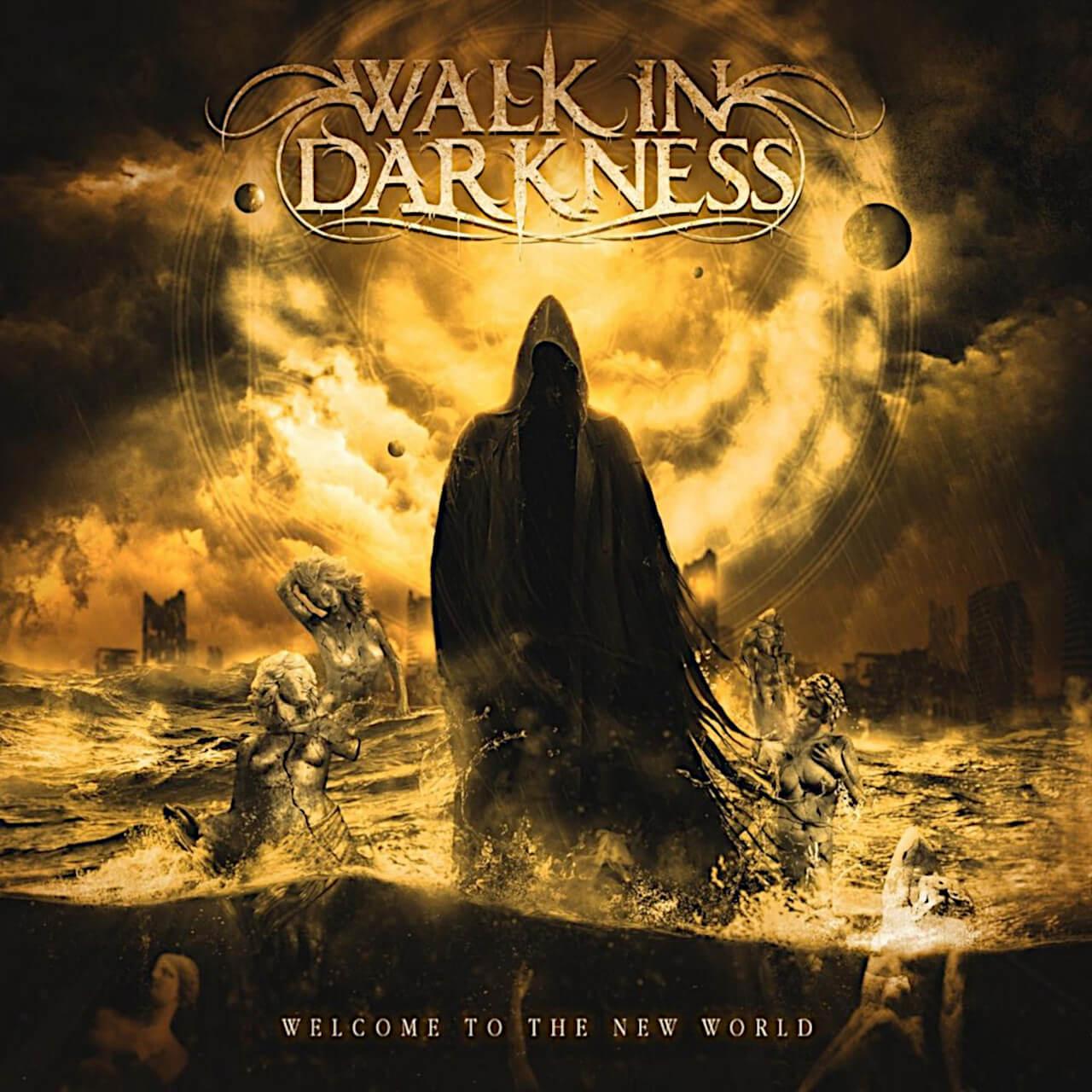 Walk in Darkness Album Cover