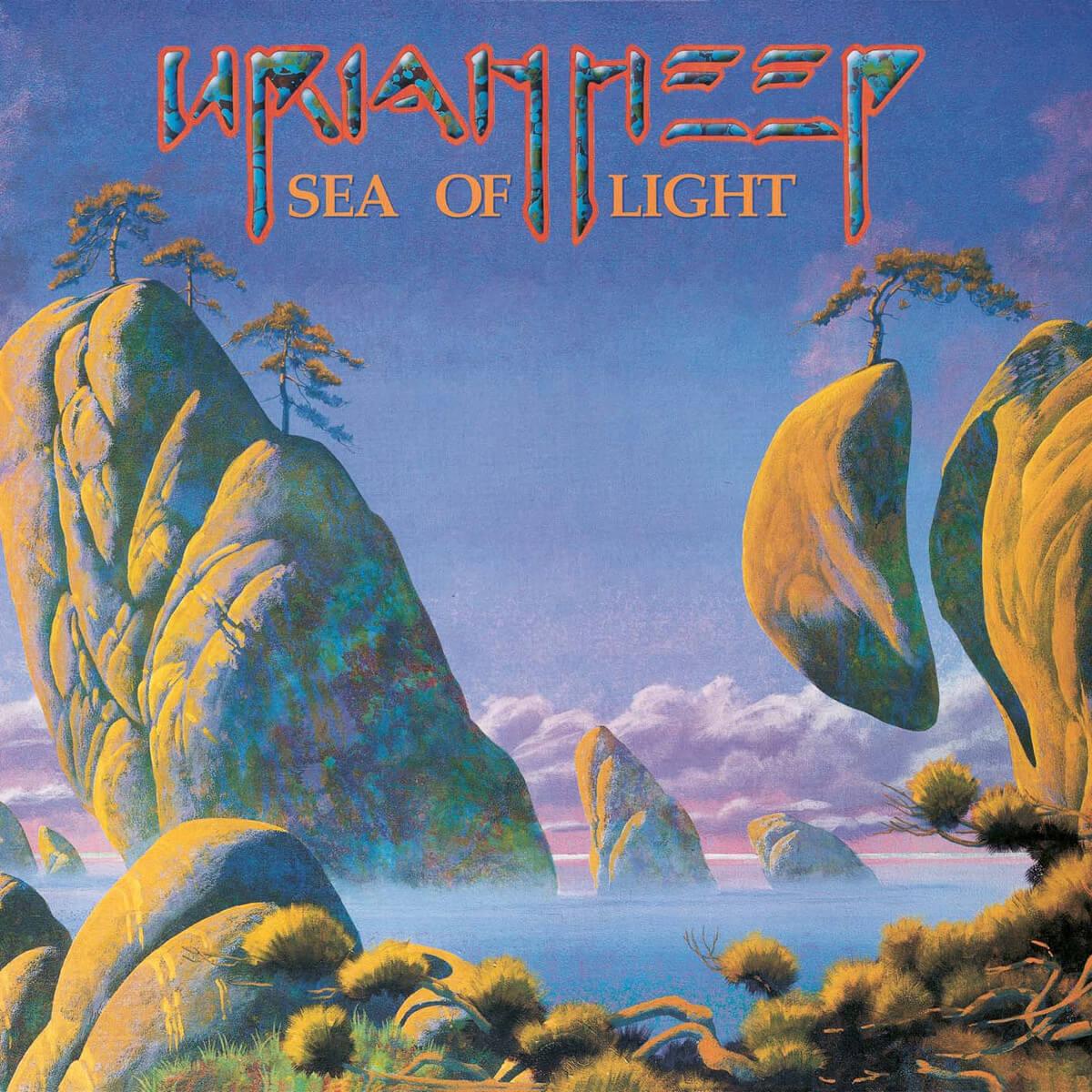 Uriah Heep - Sea of Light - Vinil Cover