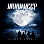 Uriah Heep - Living the Dream - Couverture Vinil