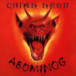 Uriah Heep - Abominog - Vinil Cover