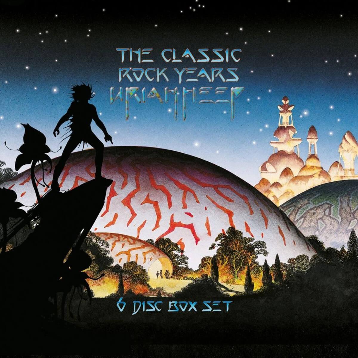 Uriah Heep - Els clàssics - Vinil Cover