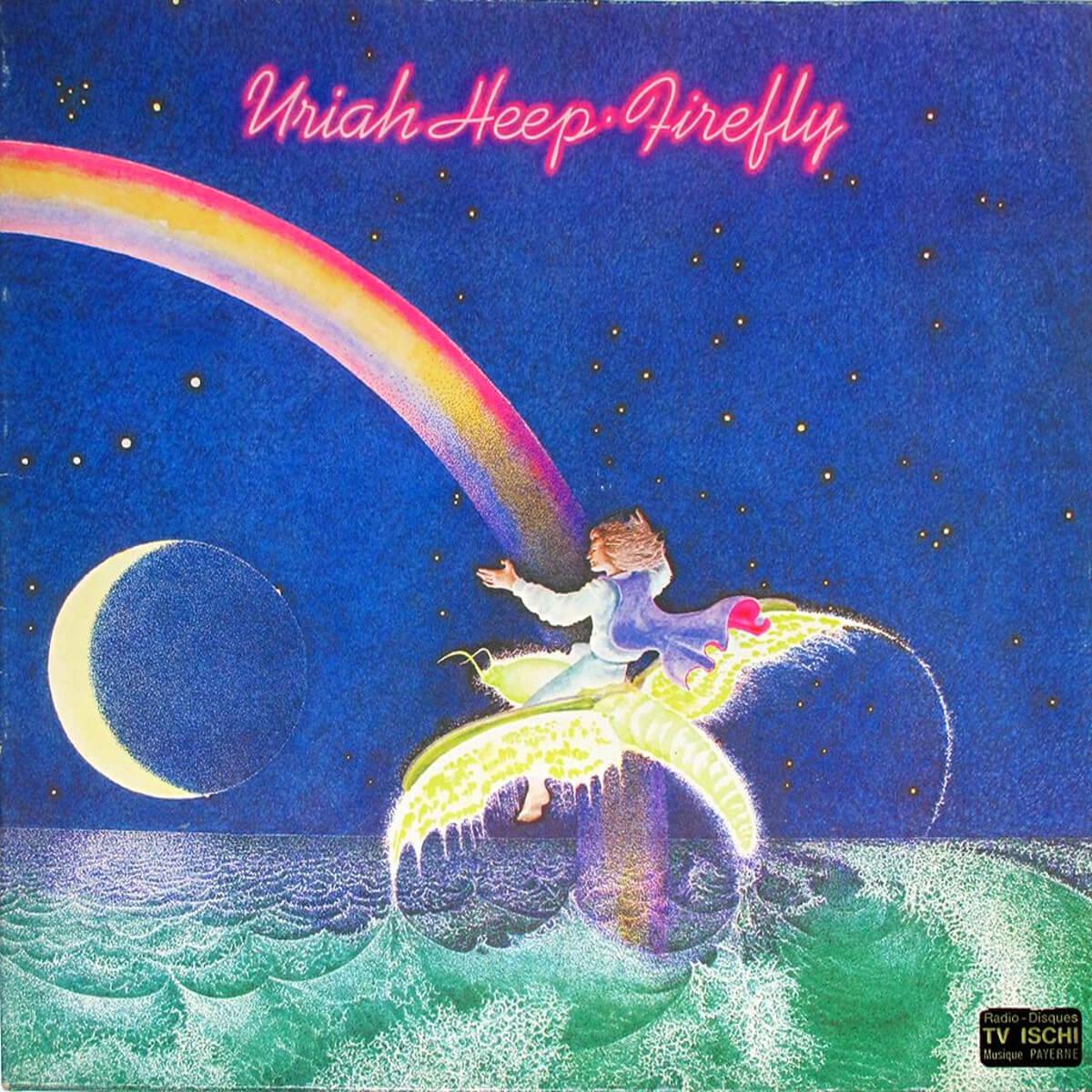 Uriah Heep - Firefly - Funda de vinilo