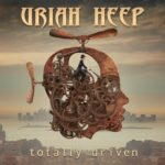 Uriah Heep - Totally Driven - Vinil Cover