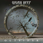 Uriah Heep - Outsider - Couverture Vinil