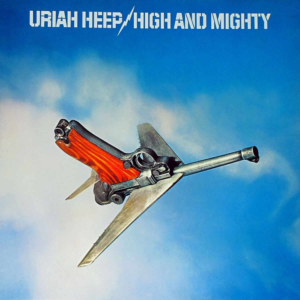 Uriah Heep - High and Mighty - Vivil Cover