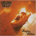Uriah Heep - Raging Silence - Couverture Vinil