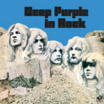 Deep Purple in Rock Album Cover