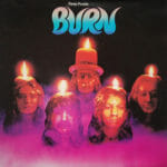 Couverture de l'album Deep Purple Burn