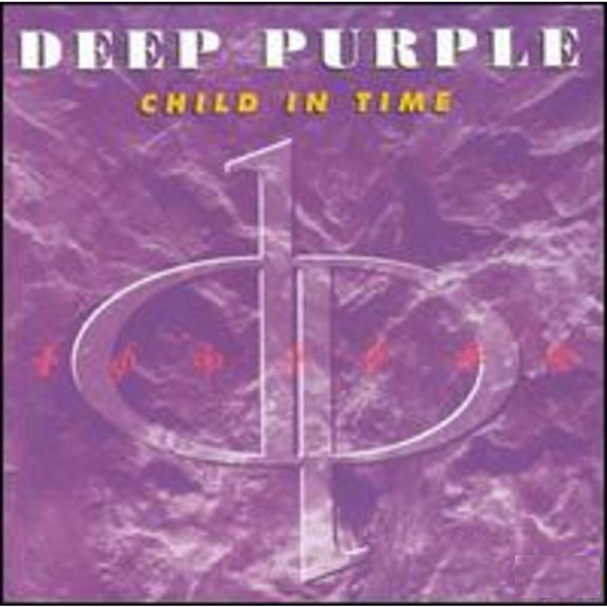 Portada de l'àlbum Deep Purple Child in Time
