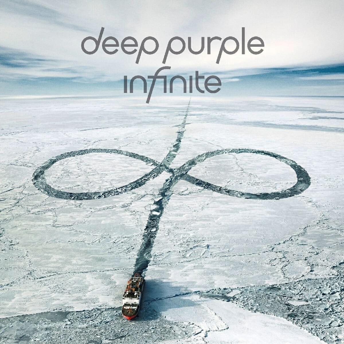 Deep Purple Infinite Album Cover