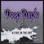 Carátula del álbum Deep Purple A Fire In The Sky