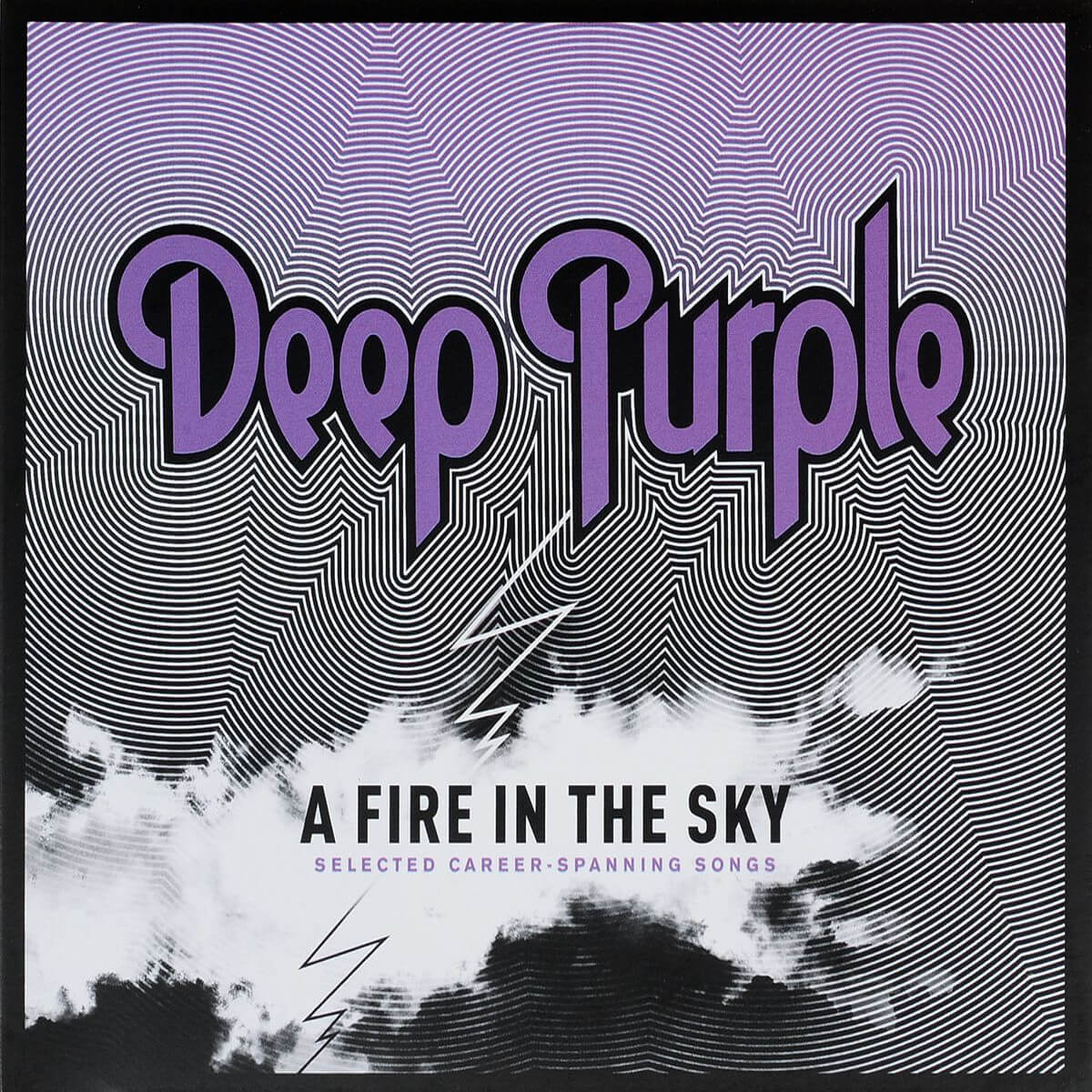 Deep Purple A Fire In The Sky Album Cover