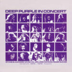 Portada de Deep Purple in Concert Album