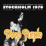 Deep Purple Stockholm 1970 Carátula del álbum