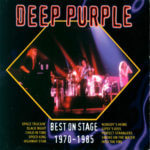 Deep Purple Best on Stage Album Cover