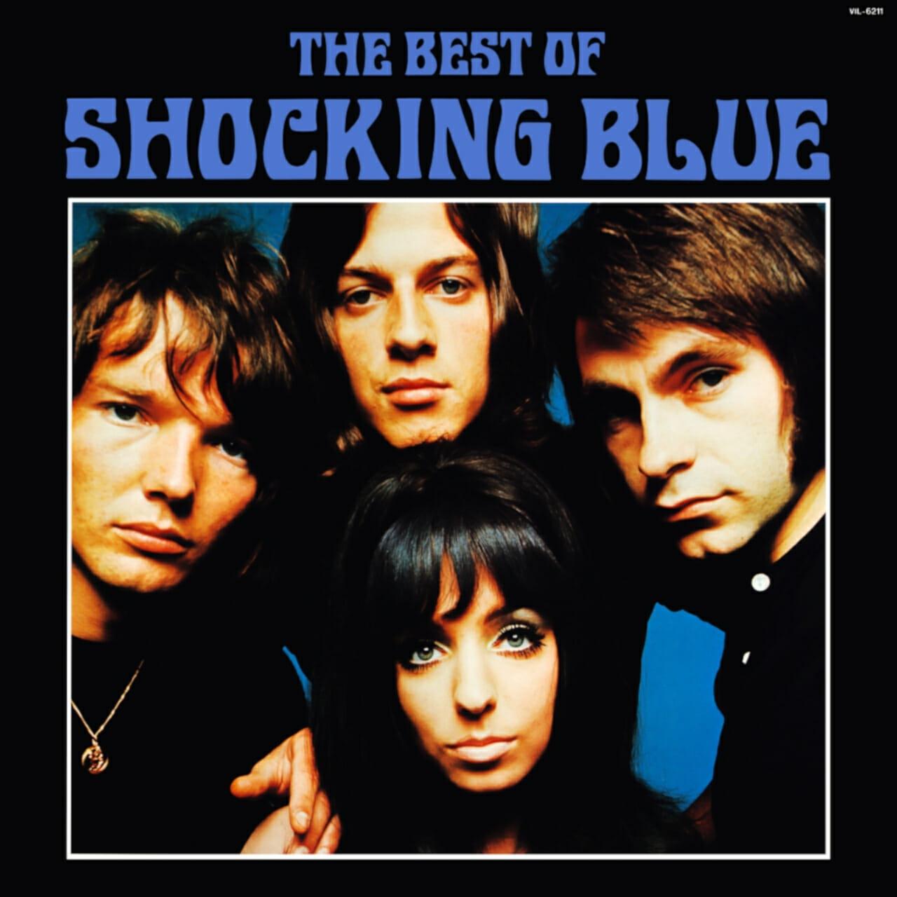 Shocking Blue Vinil Cover