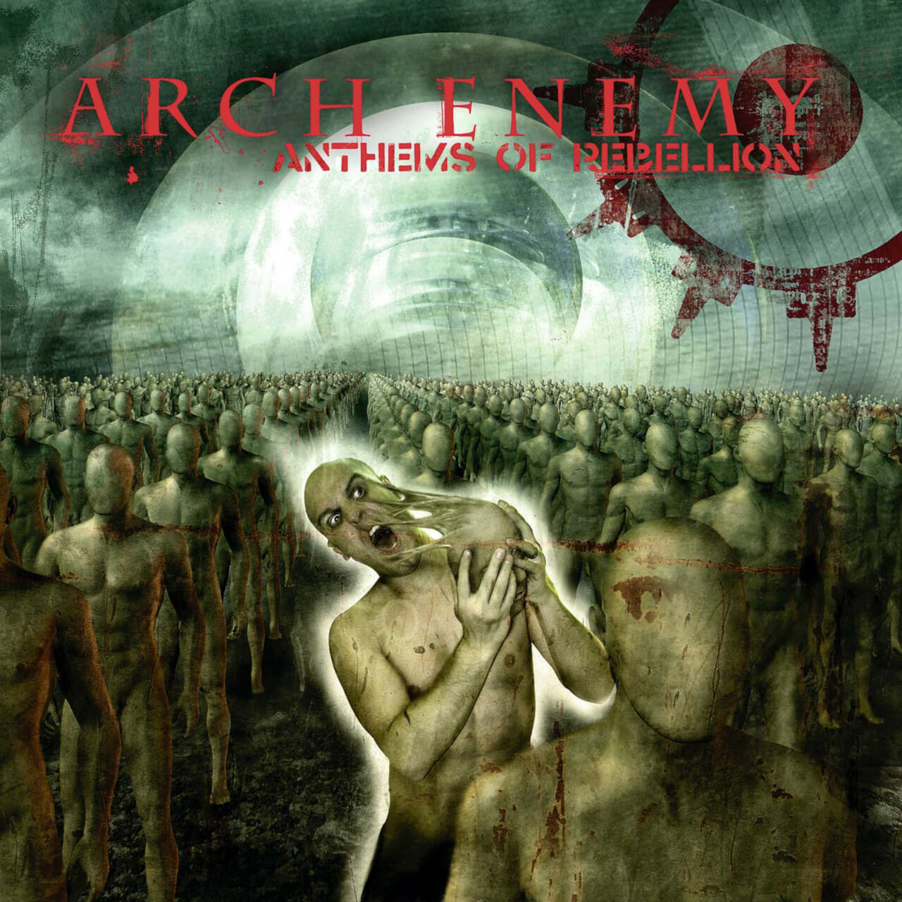 Arch Enemy Anthems of Rebellion