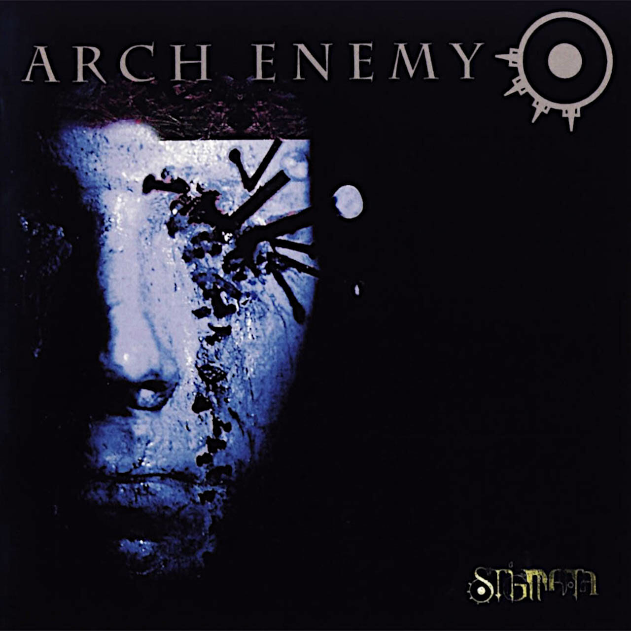 Arch Enemy Stigmata Cover