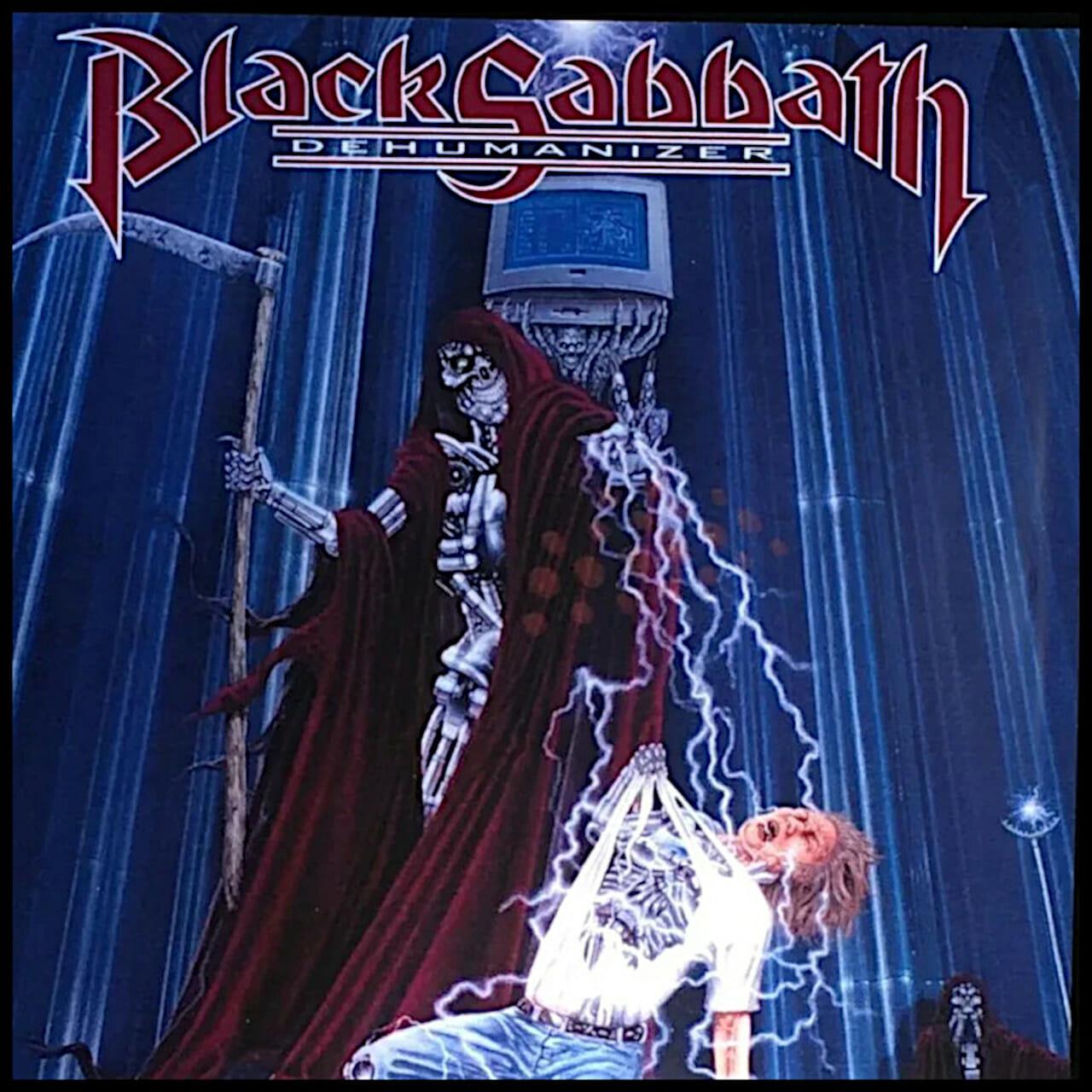 Black Sabbath - Deshumanizador