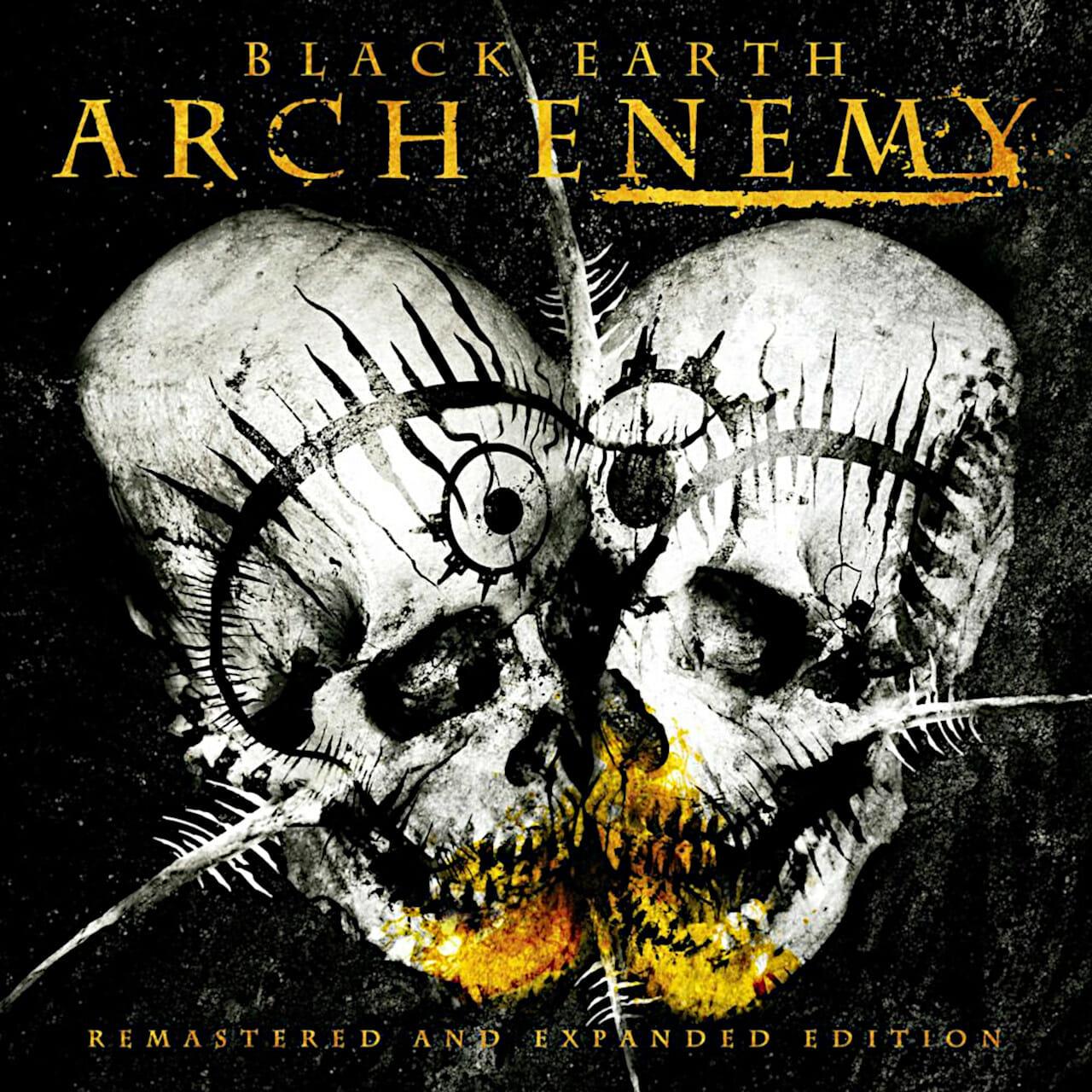 Arch Enemy Black Earth