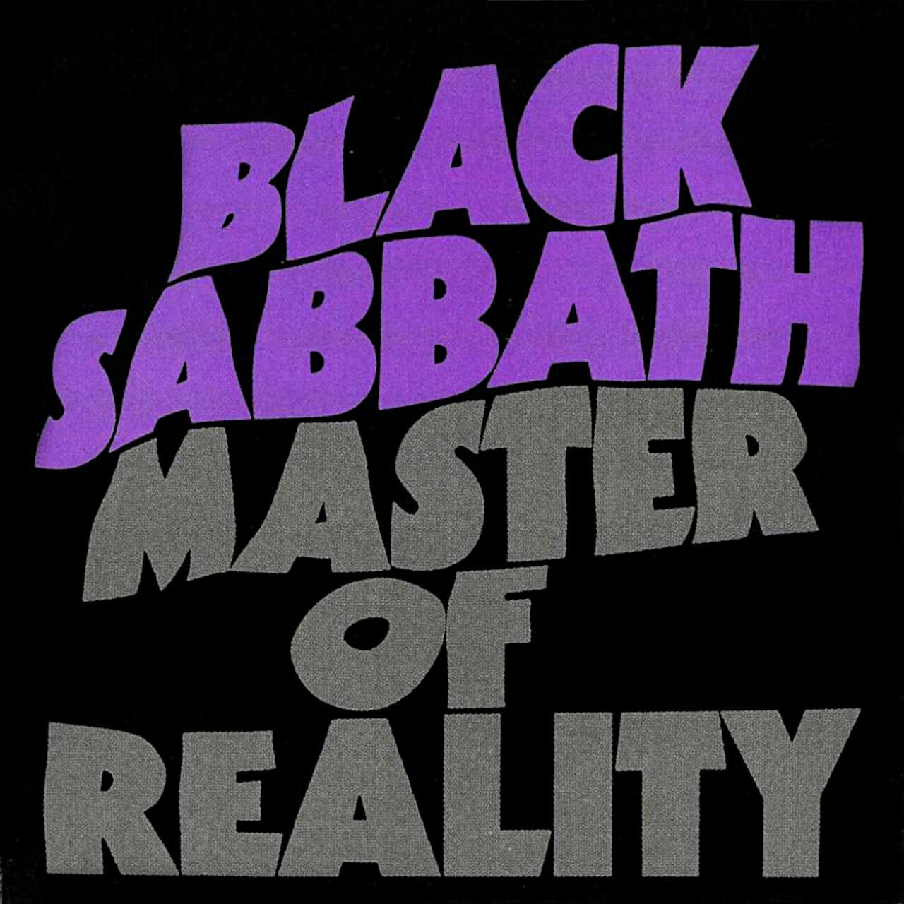 Black Sabbath - Maestro de la realidad