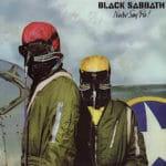 Black Sabbath - Nunca digas morir
